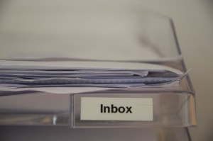 Postkorbübung